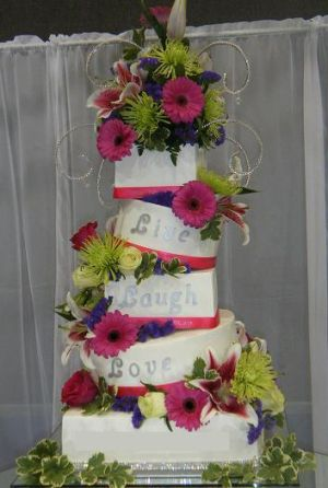 My cake decorating friends REALLY dig Cake Stackers - the coupon code ACC525 saves 5% on the cake support systems.