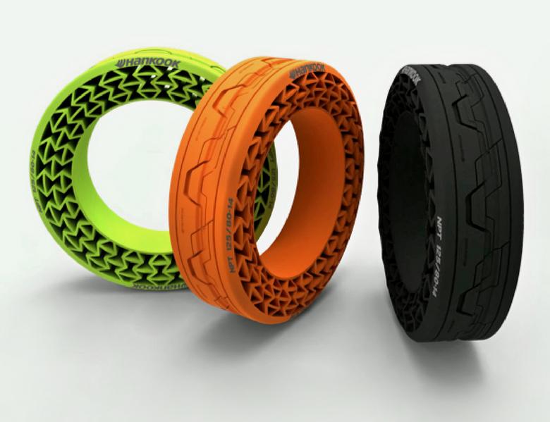 Hankook's iFlex tires