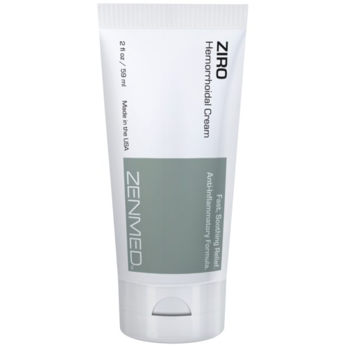 ZENMED Hemorrhoid Cream - ZIRO