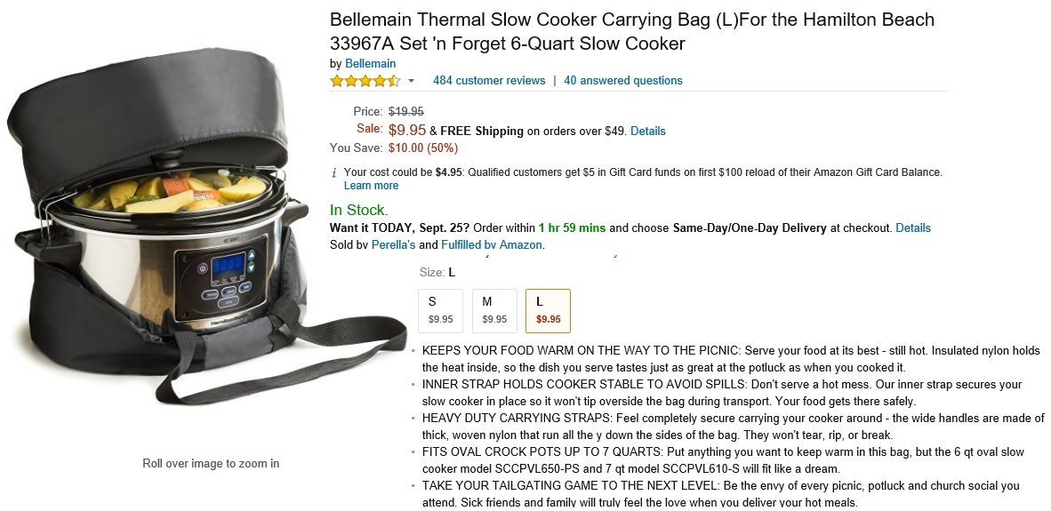 bellemain-thermal-slow-cooker-carrying-bag-lfor-the-hamilton-beach-33967a-set-n-forget-6-quart-slow-cooker-at-amazon