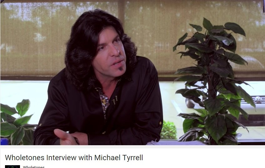 Wholetones Interview with Michael Tyrrell