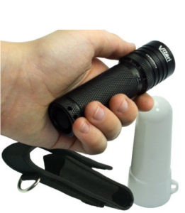 Vizeri LED Tactical Flashlight