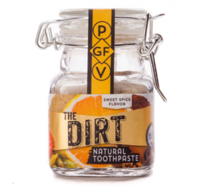 The Dirt Natural Toothpaste