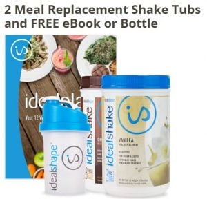 Idealshape review of the idealshake meal replacement shake 2018 this is the bundle i bought fandeluxe Gallery