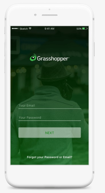 Grasshopper VoIP applications are compatible with both Android and iPhone!